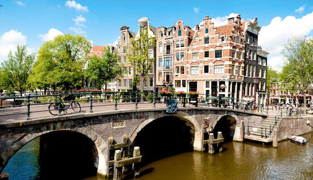Lujo y encanto cerca de Museumplein en Amsterdam (no reembolsable)