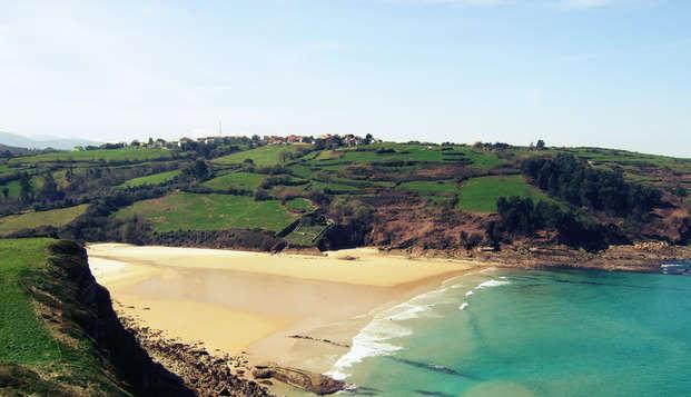 Cantabria Gastronómica: Escapada con Cena en un antiguo palacio cerca de la costa (desde 2 noches)