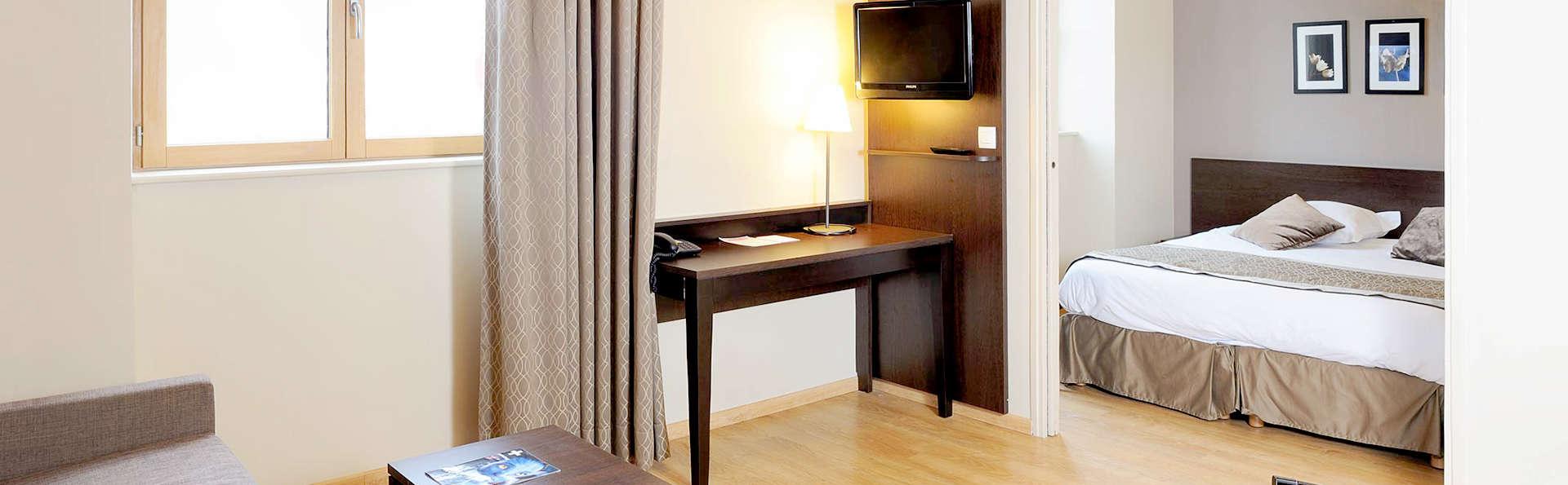 Résidez dans un appartement au cœur de Grenoble