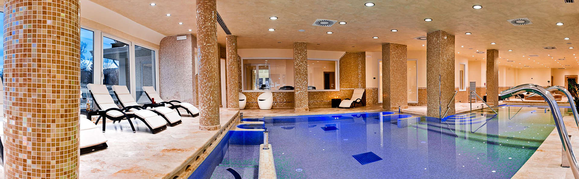 Relax avec accès au spa dans le cœur de Fiuggi