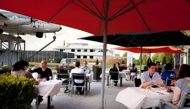 Geniet van een actief weekend met diner in Noord Brabant (vanaf 2 nachten)