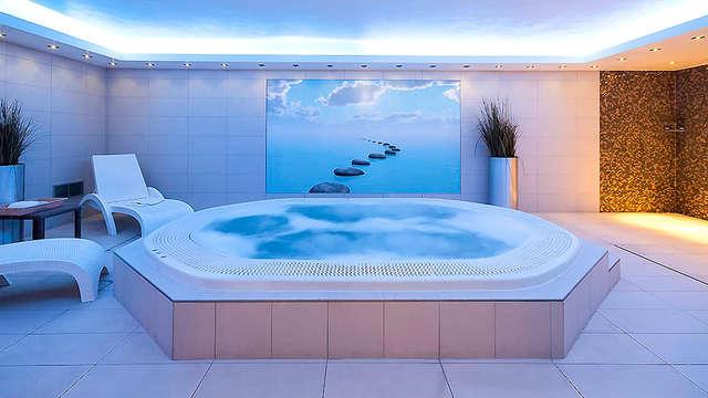 Tiempo para relajarse en el spa â Bruselas