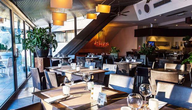 Cuisine créative près de Chambéry