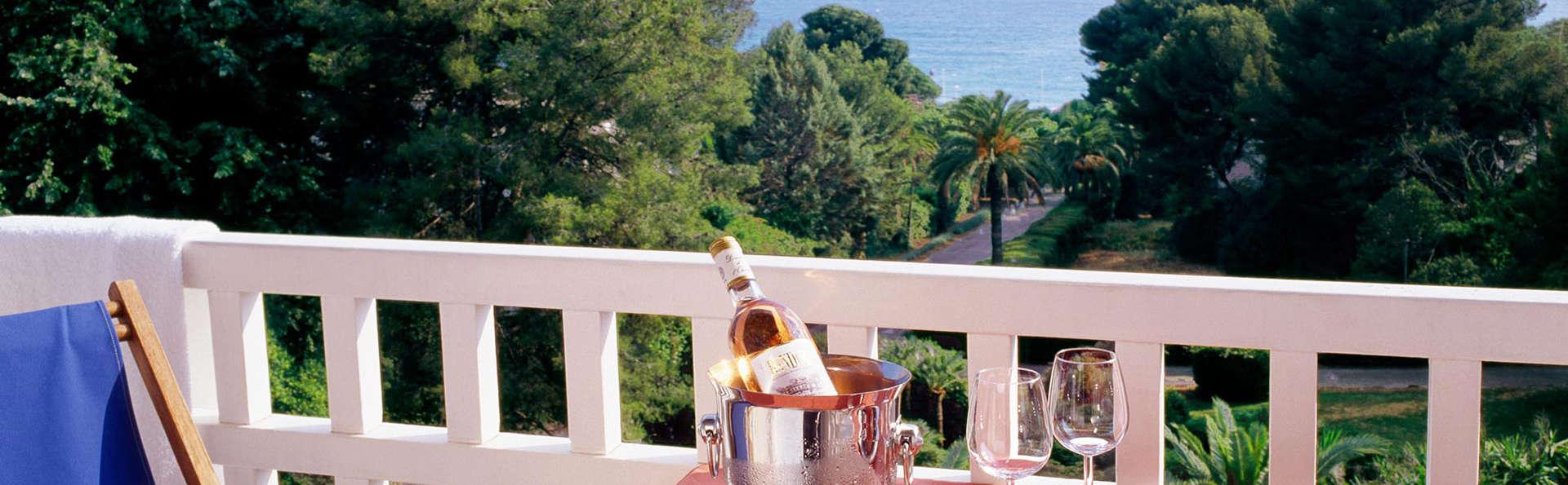 Massage et champagne dans une ancienne bastide provençale (à partir de 2 nuits)