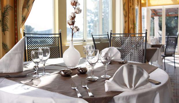 Charme et authenticité avec dîner à Saint-Cyr-sur-Mer