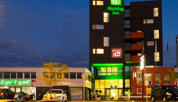 Holiday Inn Mulhouse - facade