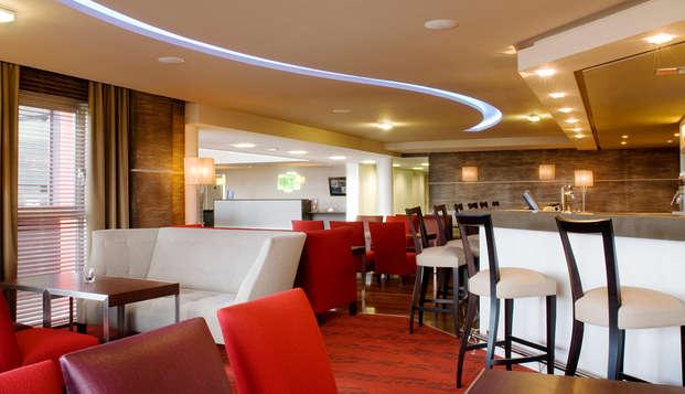 Holiday Inn Mulhouse - bar