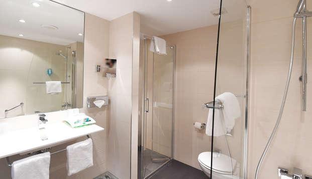 Holiday Inn Mulhouse - bathroom