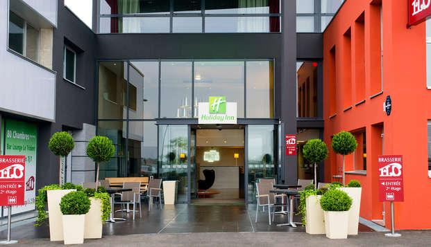 Holiday Inn Mulhouse - entrance