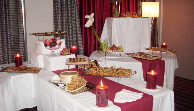 Holiday Inn Mulhouse - buffet