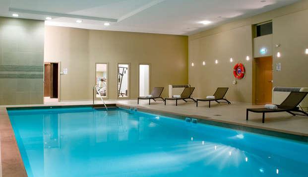 Holiday Inn Mulhouse - pool