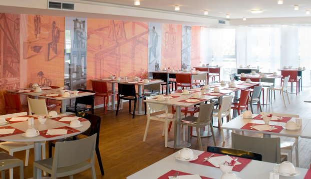 Holiday Inn Mulhouse - restaurant