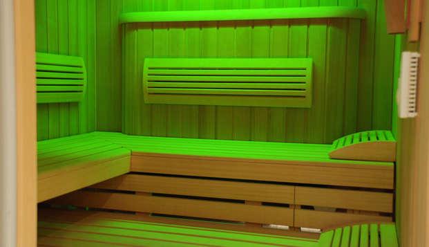 Holiday Inn Mulhouse - sauna