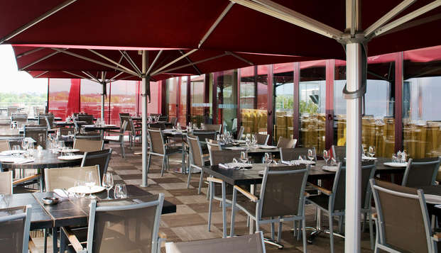 Holiday Inn Mulhouse - terras
