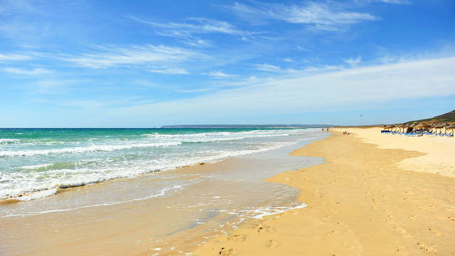 Escapada con encanto cerca del mar en Zahara de los Atunes