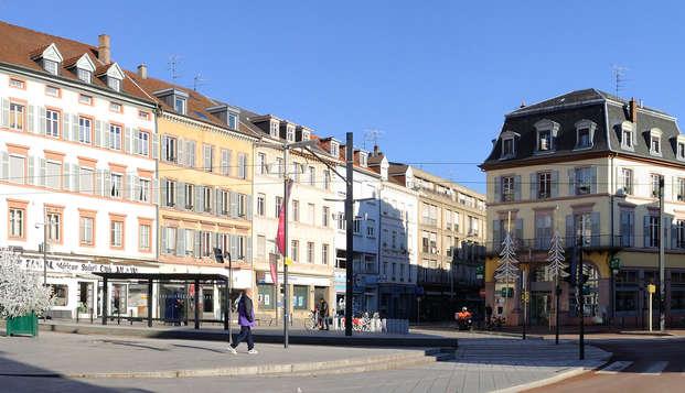 Holiday Inn Mulhouse - Mulhouse - Place de la Republique-recadre