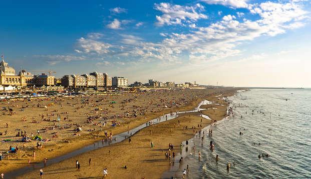 Siente la brisa del mar en Scheveningen