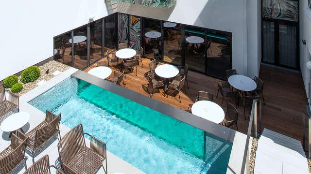 Romantisch weekend met diner en privétoegang tot de wellness aan de Citadel van Namen