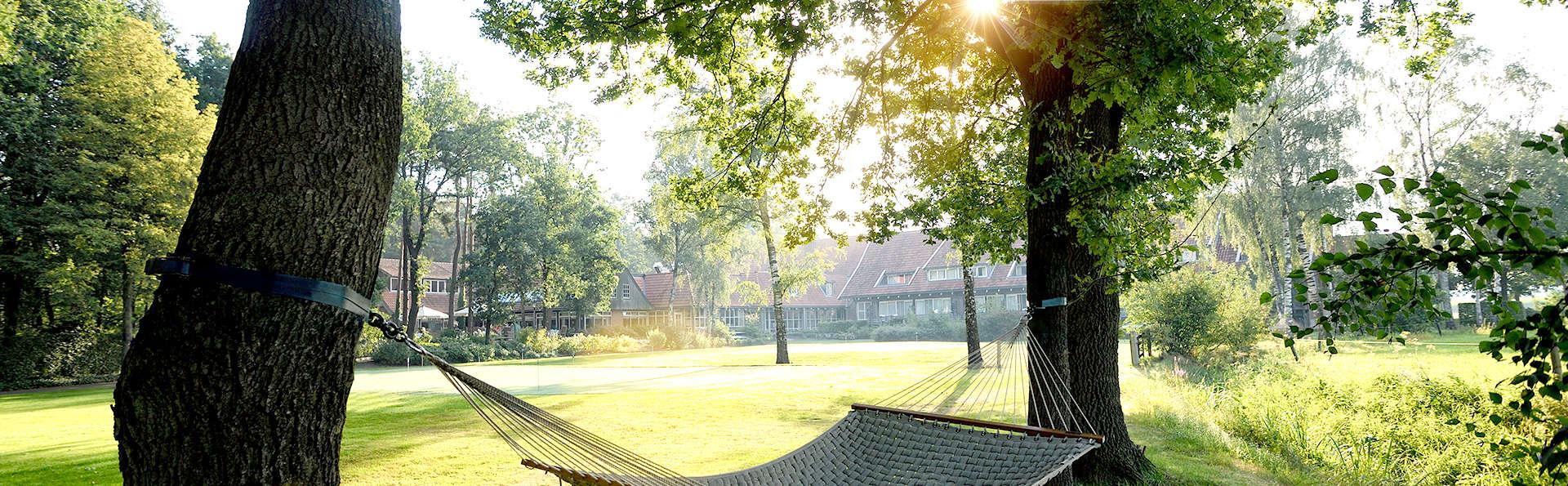 Paix dans un manoir dans la province d'Overijssel (à partir de 2 nuits)
