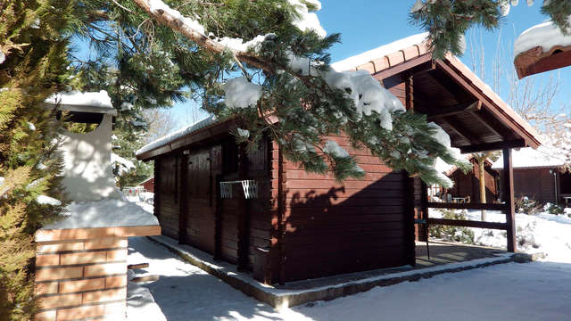 Prades Park Camping Bungalow