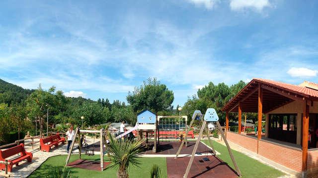 Prades Park Camping Bungalow