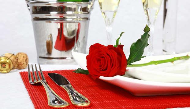 Escapade romantique avec dîner pour une Saint-Valentin d'exception à Aix-en-Provence