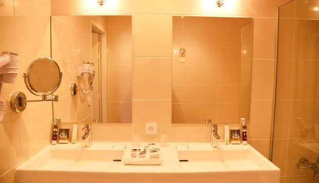 Mercure Aix-en-Provence Sainte-Victoire - bathroom