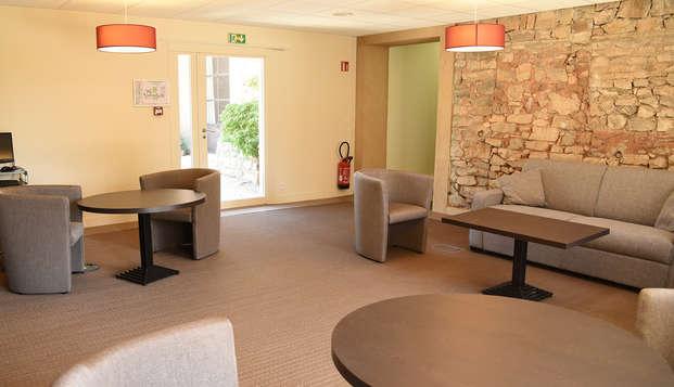 Mercure Aix-en-Provence Sainte-Victoire - lounge