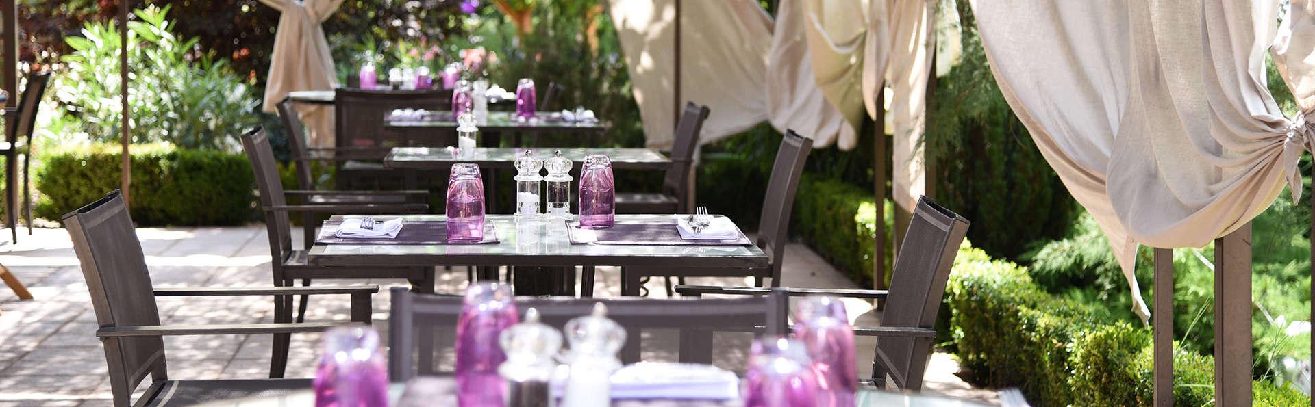 Charme provençal et dîner près d'Aix-en-Provence