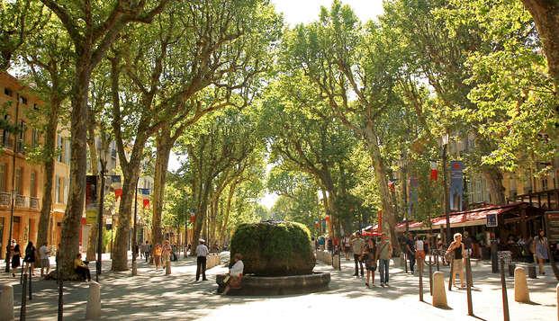 Mercure Aix-en-Provence Sainte-Victoire - Cours Mirabeau Aix-en-Provence