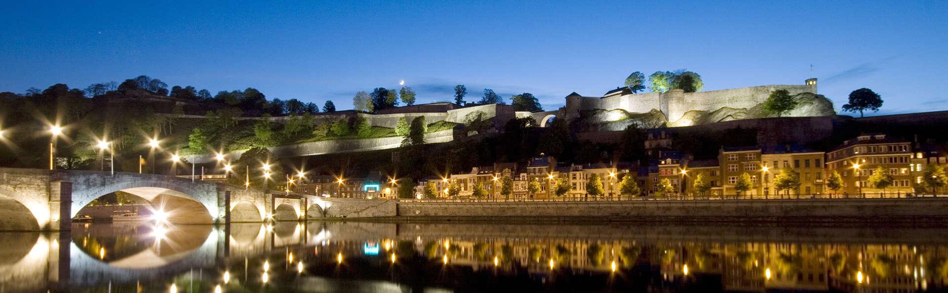 Séjour enchanteur près de Namur
