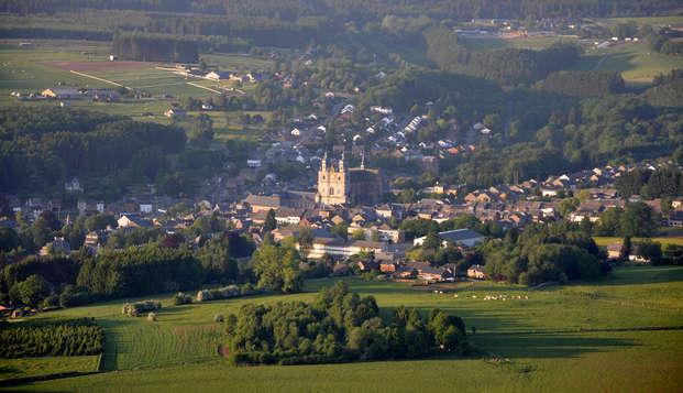 Gastronomía y naturaleza en Saint-Hubert (desde 2 noches)