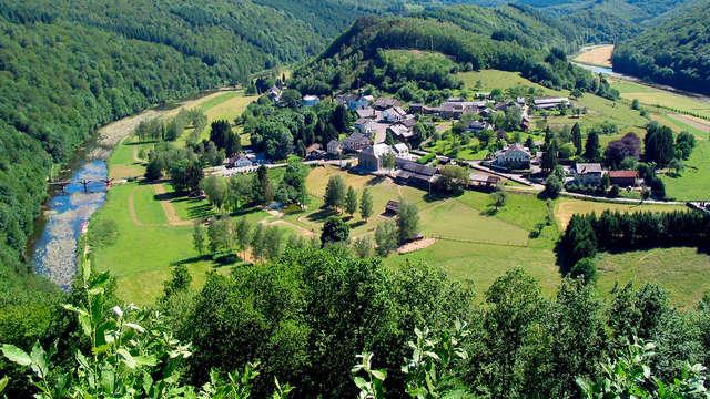 Charme et douceur au coeur des Ardennes