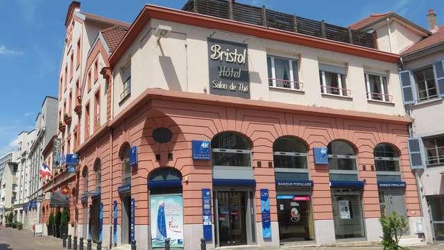 Hotel Bristol - Montbeliard - IMG