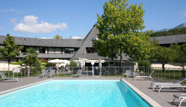 Week-end près du lac du Bourget