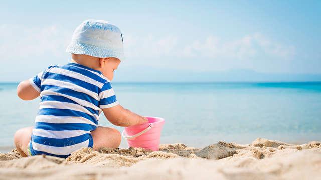 bambino gratis pernottamento e prima colazione fino ai 12 anni (giorno 1 e giorno 2)