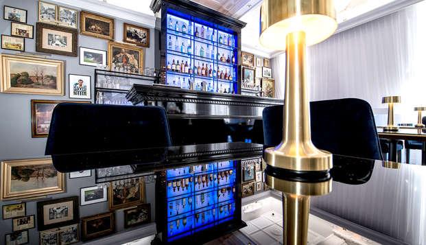 Hotel Vertigo - Bar