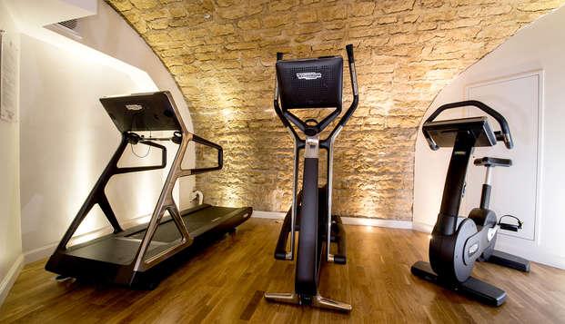 Hotel Vertigo - Gym