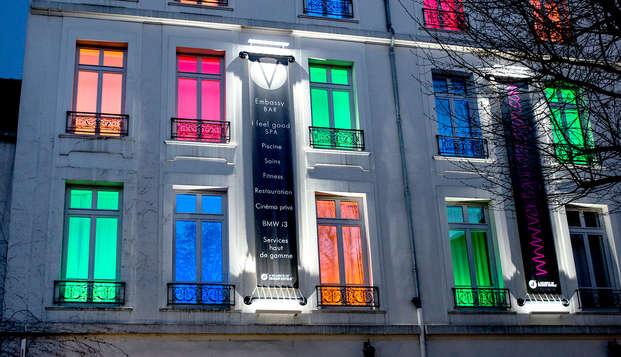 Hotel Vertigo - Front