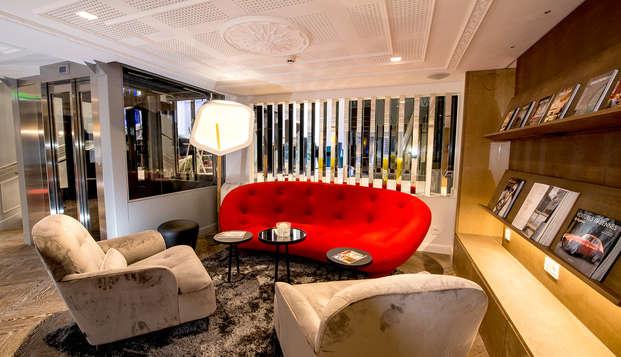 Hotel Vertigo - Hall