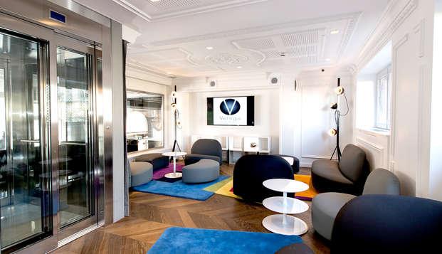 Hotel Vertigo - Lounge