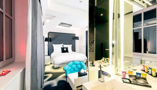 Hotel Vertigo - Room