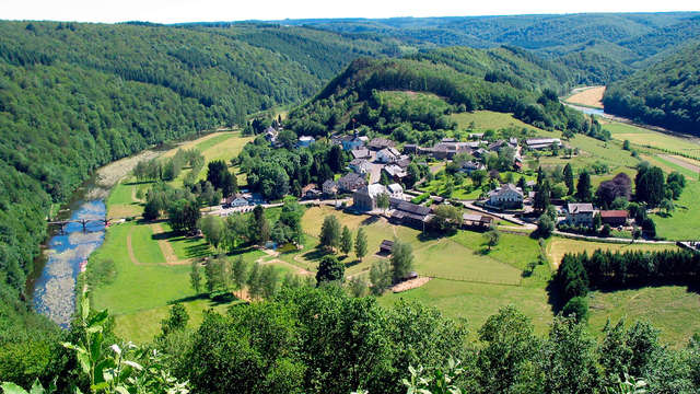 Offerta speciale: relax con accesso al centro benessere nelle Ardenne belghe! (da 3 notti)