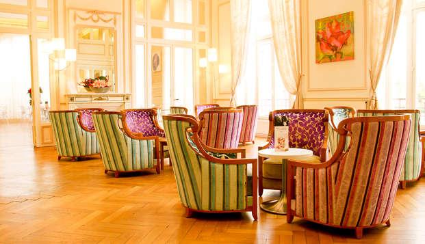 Hotel Mercure Saint-Nectaire Spa Bien-etre - Lounge