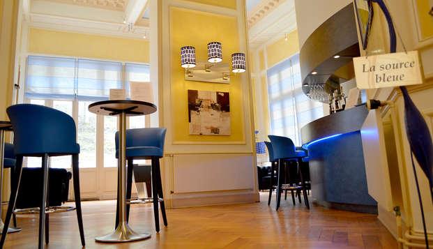 Hotel Mercure Saint-Nectaire Spa Bien-etre - Restaurant