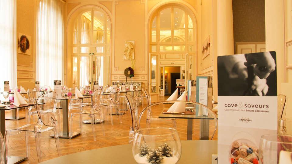 Hôtel Mercure Saint-Nectaire Spa & Bien-être  - Edit_Restaurant2.jpg