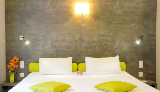 Hotel Mercure Saint-Nectaire Spa Bien-etre - Room