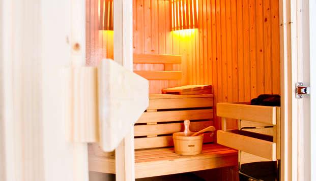 Hotel Mercure Saint-Nectaire Spa Bien-etre - sauna