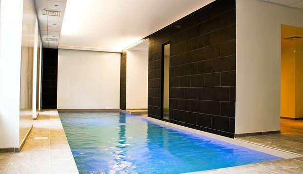 Hotel Mercure Saint-Nectaire Spa Bien-etre - spa