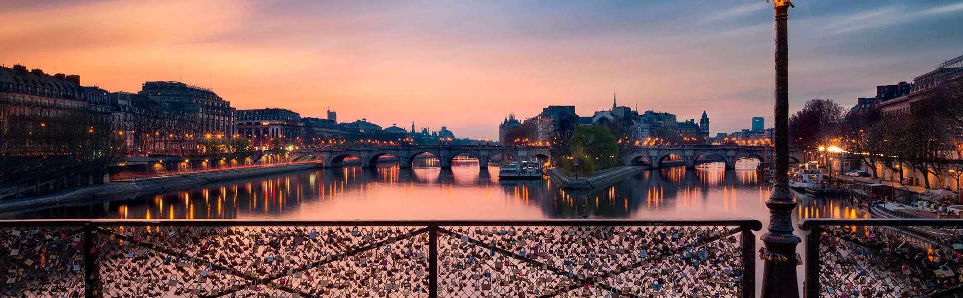 Parenthèse romantique à deux pas des Champs Elysées